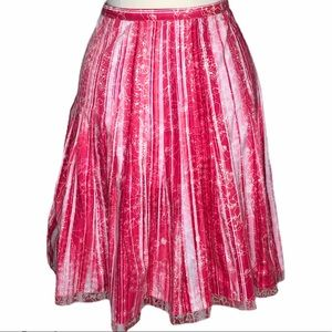 Elie Tahari Fit and Flare Skirt